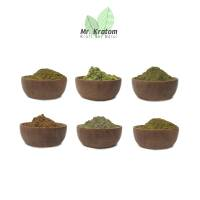 Kratom Probierset Colorful