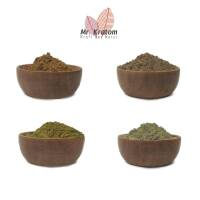 Kratom Probierset Red-White